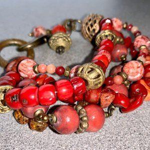 La Tomatina bracelet